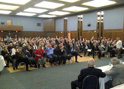 Στιγμιότυπο από τη Γενική Συνέλευση