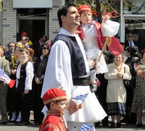 25η Μαρτίου. Ημέρα εθνικής υπερηφάνειας. Φωτογραφία αρχείου Me, Greek!