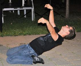Γλέντι και χορός στο Πανηγύρι των Μεσσηνίων του Μόντρεαλ. Photo: ©2013 Paris Petrou/Me Greek.