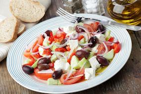 Μια βραδυά αφιερωμένη στη μακροζωία με θέμα την Ελληνική-Μεσογειακή κουζίνα οργανώνεται στην πρεσβευτική κατοικία του Ελληνα πρέσβη Ελευθέριου Αγγελόπουλου στην Οττάβα. Photo: iStock.