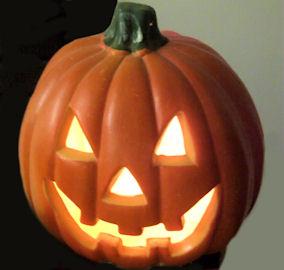 Trick or treat... Την Πέμπτη, 31 Οκτωβρίου.