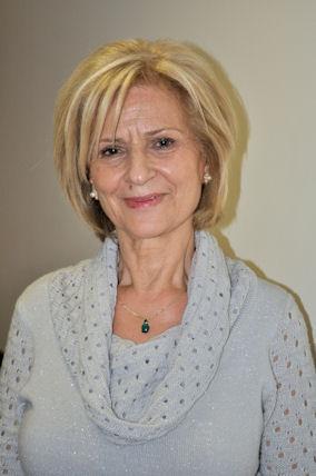 Η κα. Αφροδίτη Μουρελάτου, Αντιπρόεδρος του Συλλόγου Αθηναίων - Πειραιωτών. Photo: ©2014 Paris Petrou / Me Greek.