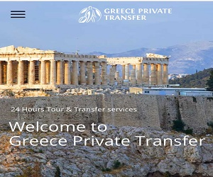Greece Private Transfer